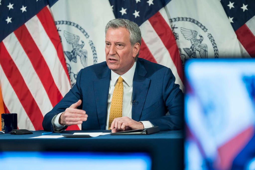 "Mayor De Blasio Calls Susan Lerner's Language, ""A Horrible Characterization,"" Defends Constitutional Rights of Yeshivas"