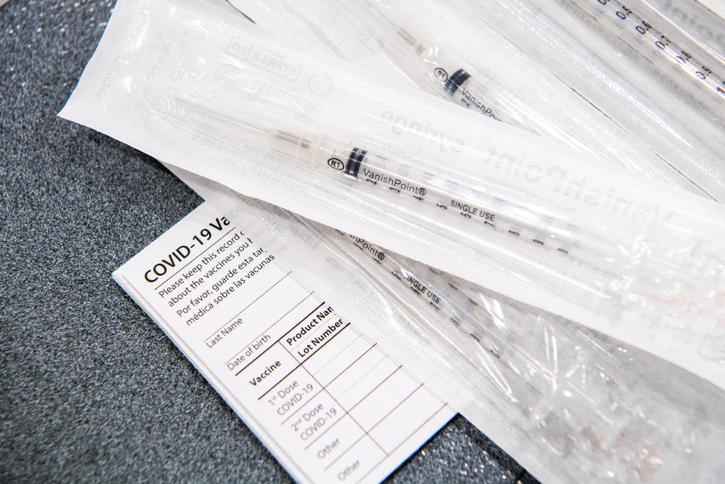 Johnson & Johnson Vaccine Arrives in New York City Today