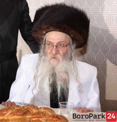 "BDE: The Bucharester Rebbe zt""l"
