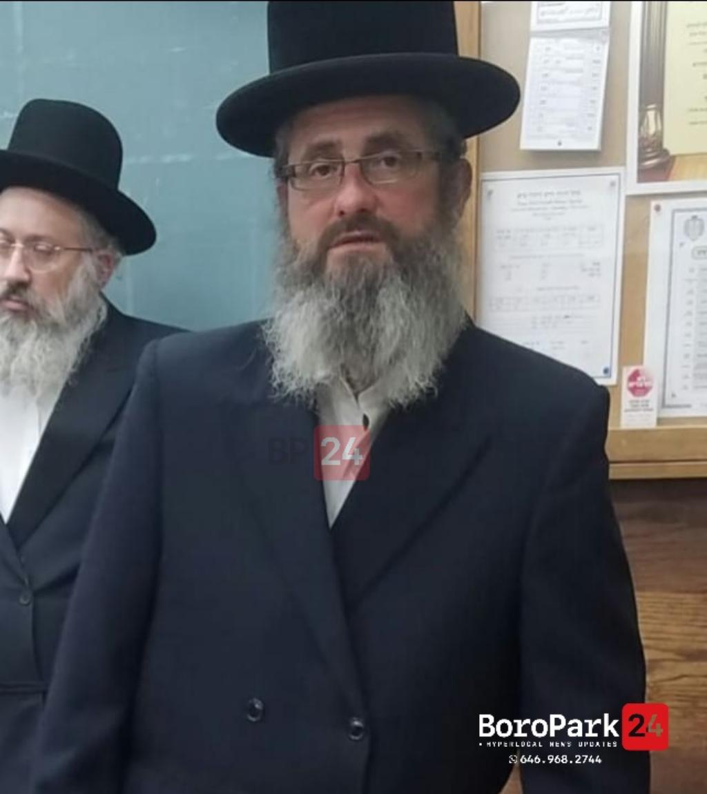 """BDE: Reb Mordechai Anshel Lax, z""""l, longtime Hatzolah volunteer"""