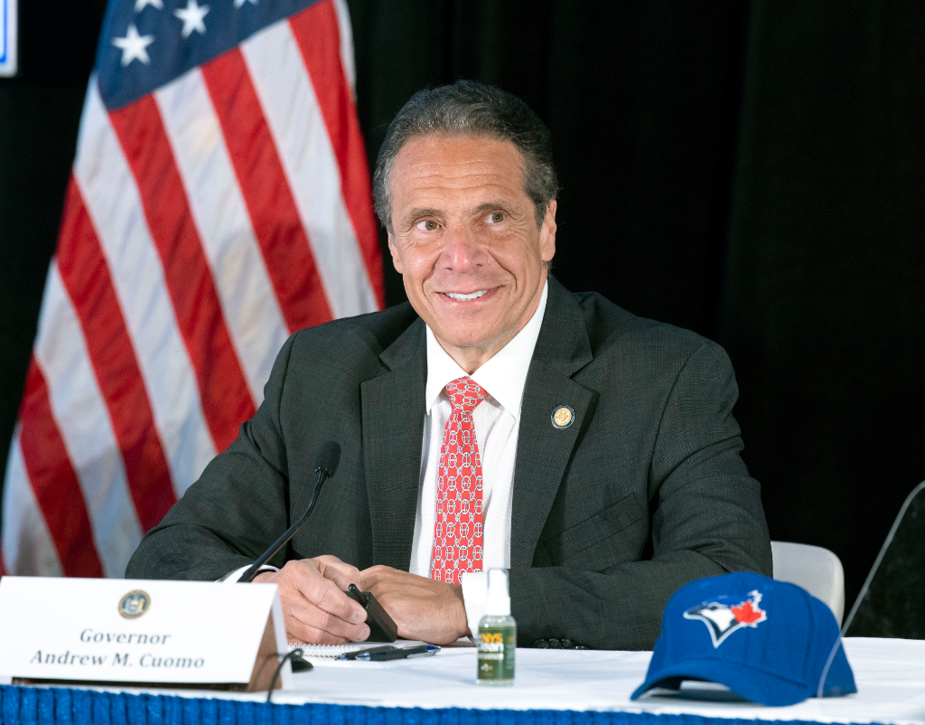 COVID Hospital Rates Drop Sharply, but Gov. Cuomo Not Ready to Drop Masks
