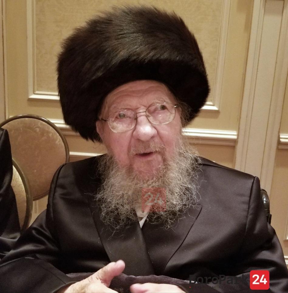 "BD""E: Reb Yaakov Chaim Reinhold Z""L"