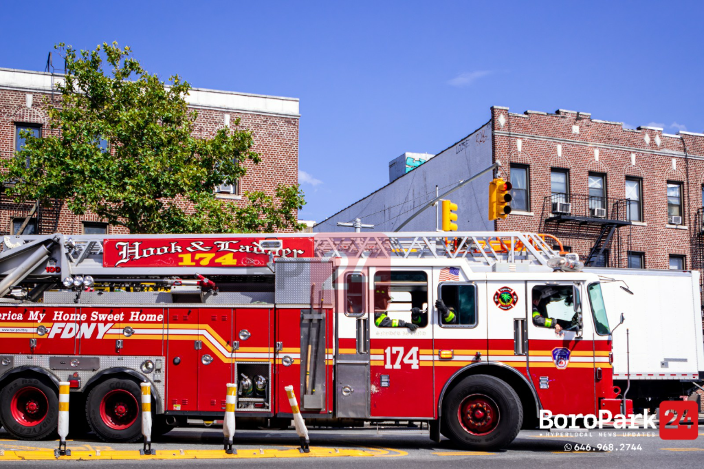 NYPD Waits for Vaccine, while 30% of FDNY Reject the Shots