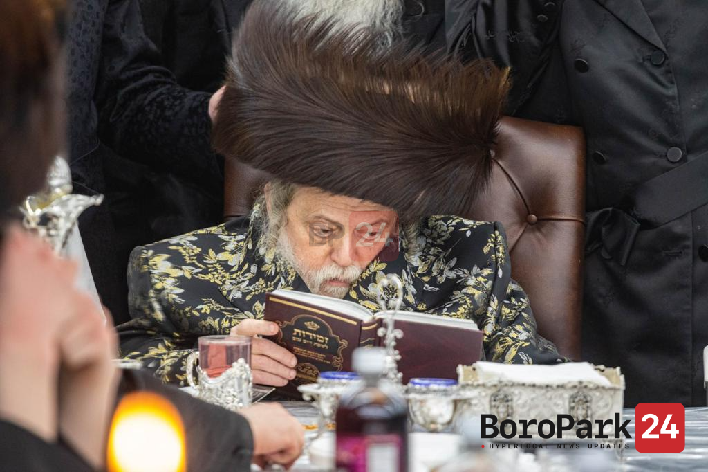 History: Admor of Toldos Avrohom Yitzchok to Spend Shavuos in Boro Park