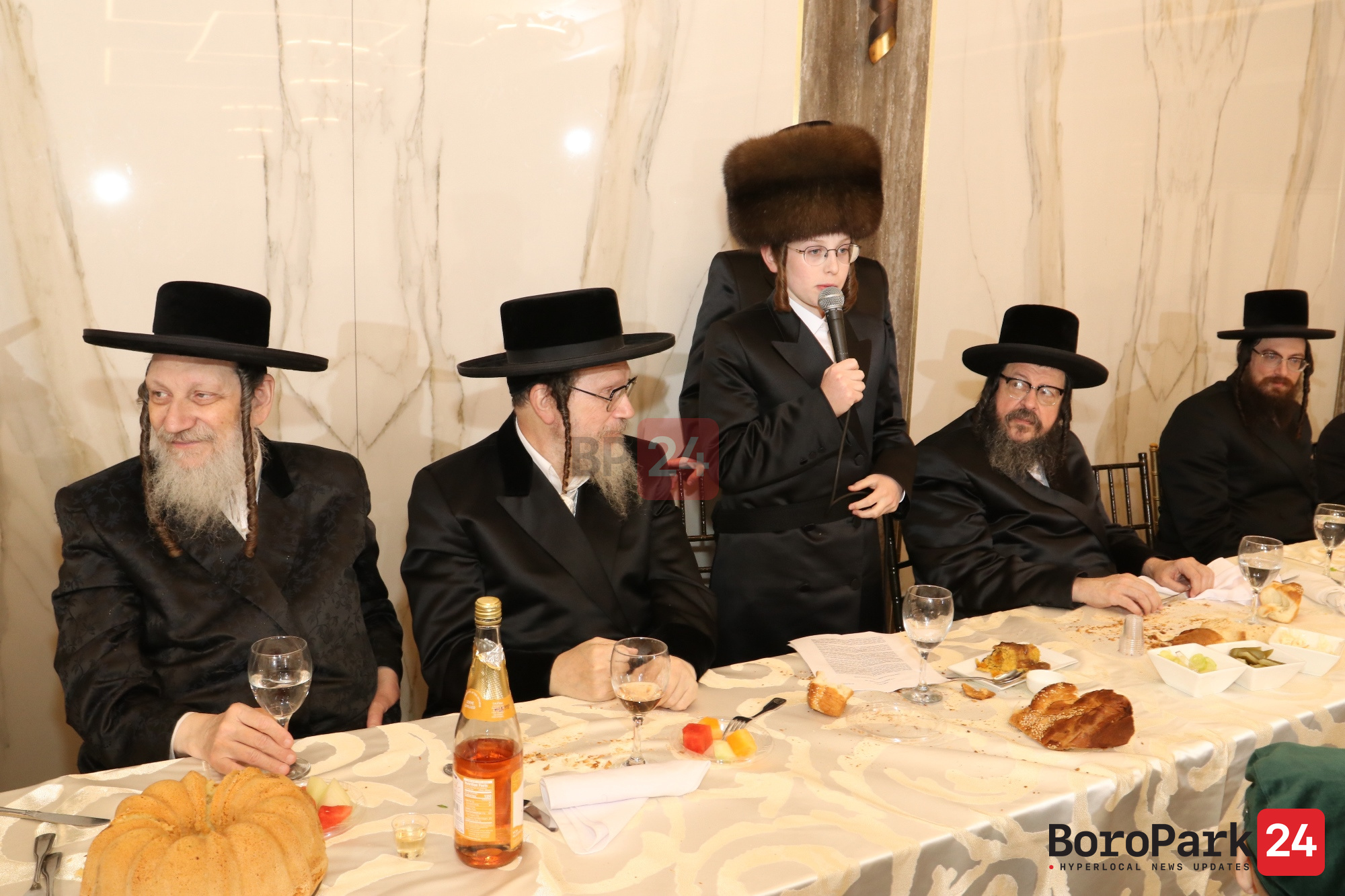 Bar Mitzvah in The Courts of Galanta and Brezna