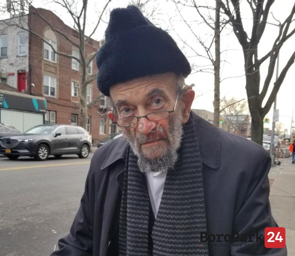 """BDE: Reb Yaakov Buchinger, Z""""L"""