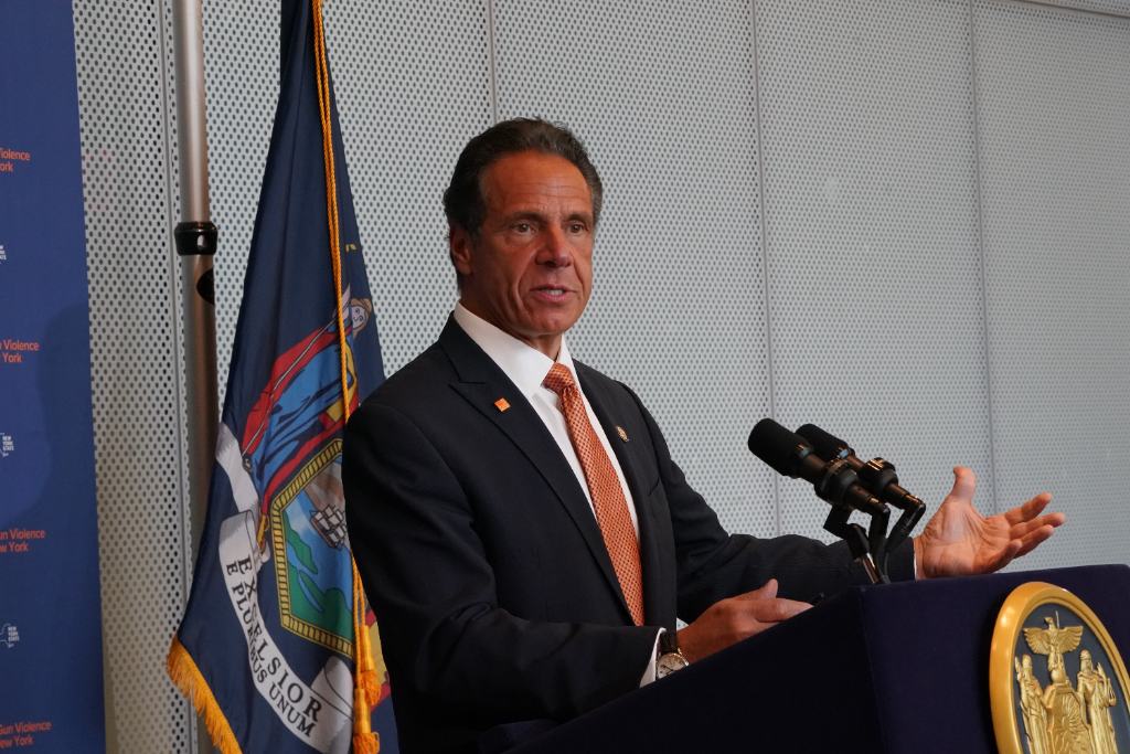 Cuomo Extends Outdoor Dining for Another Year