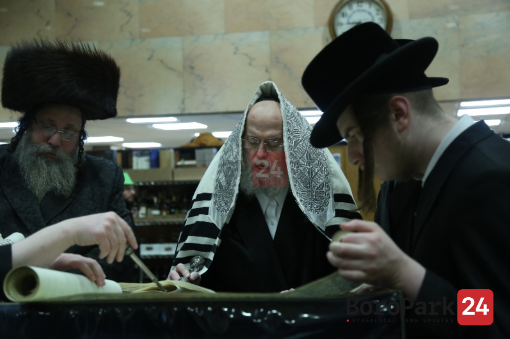 Purim by Rebbes and Rabbunim - Part 3
