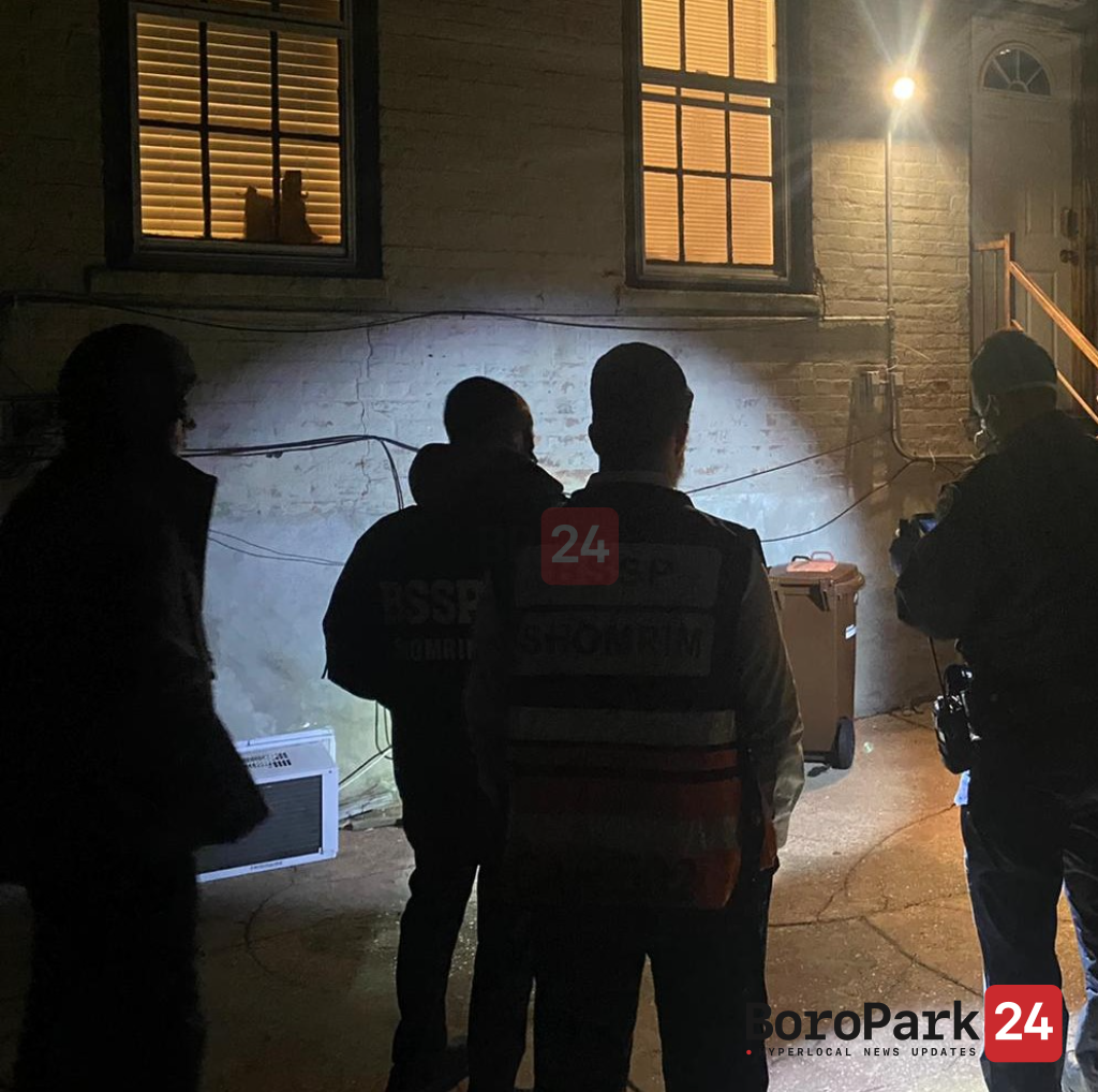 Suspect Steals Personal Items from Boro Park Yeshiva Dormitory