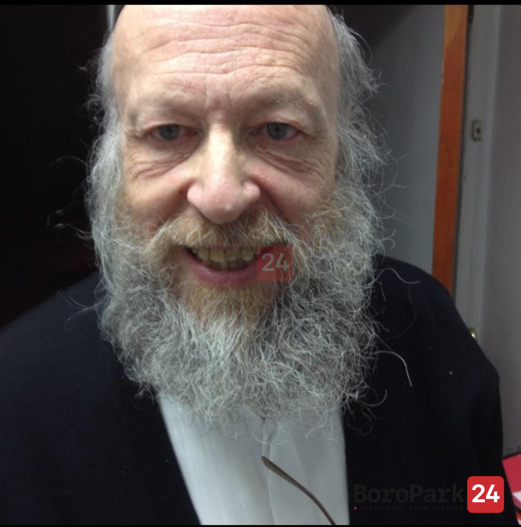 "BDE: Reb Avrahom Yaakov Schwartz, Z""L"