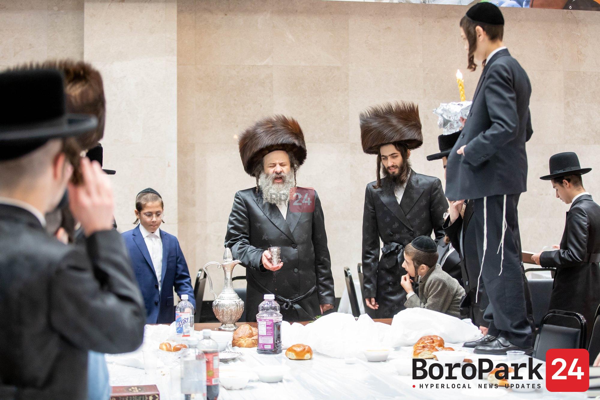 Furshpiel for Son of the Tiferes Eliezer Rov