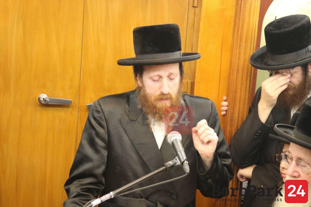 """Oldest Son of Glogov Rebbe Ztz""""l to Become New Glogov Rebbe"""