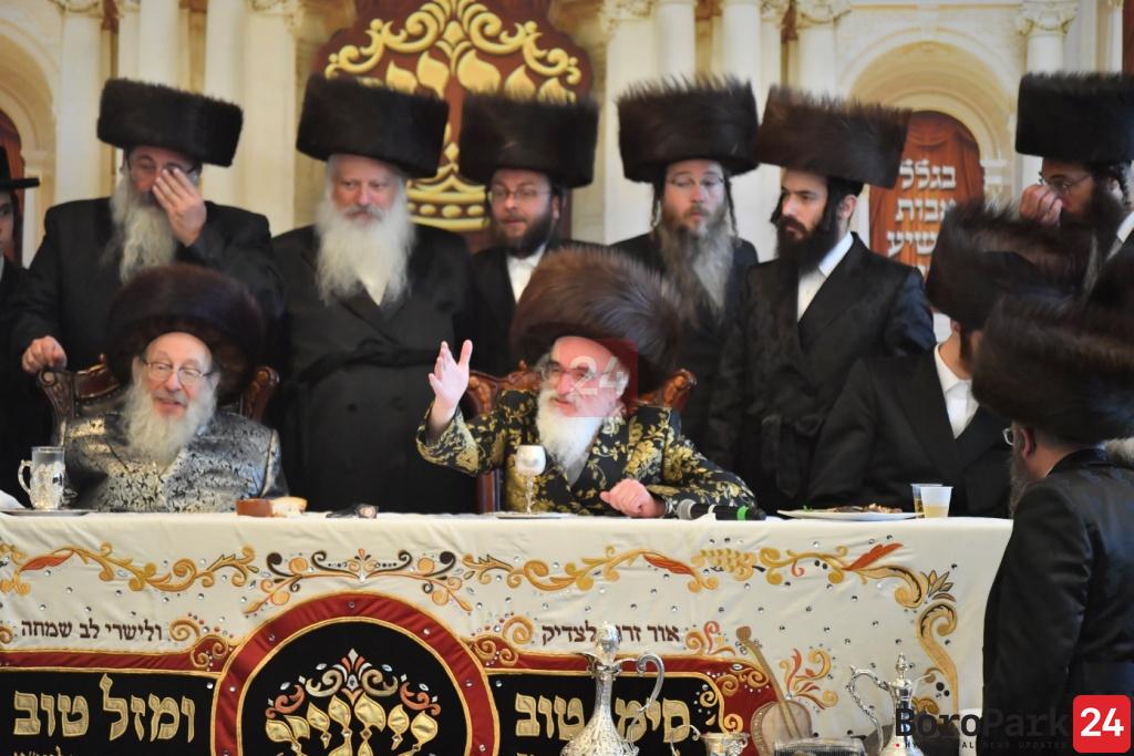 Pidyon Haben for Greatgrandson of Visnitz and Spinka Rebbes