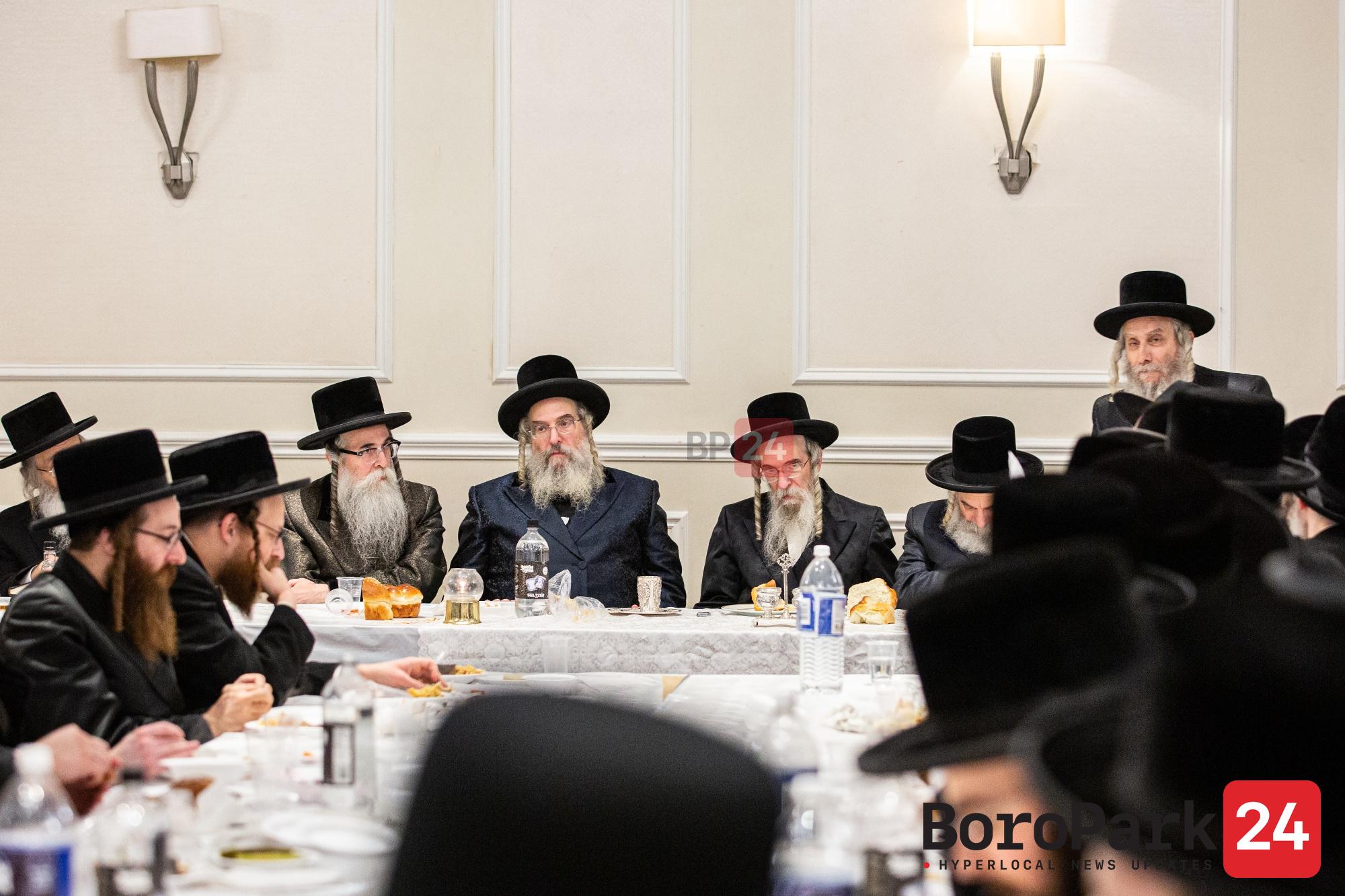 """Yurtzeit Of The Koson Rebbe Zt""""l"""