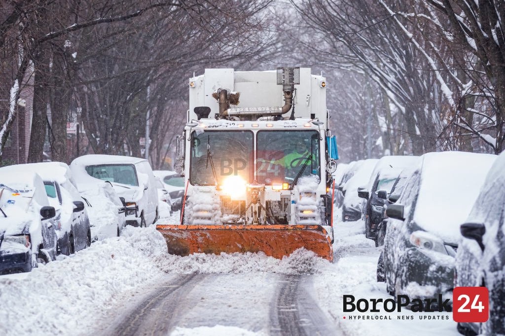 Garbage Trucks Used for Snow Removal, Returning to Trash Collection as Soon as Possible