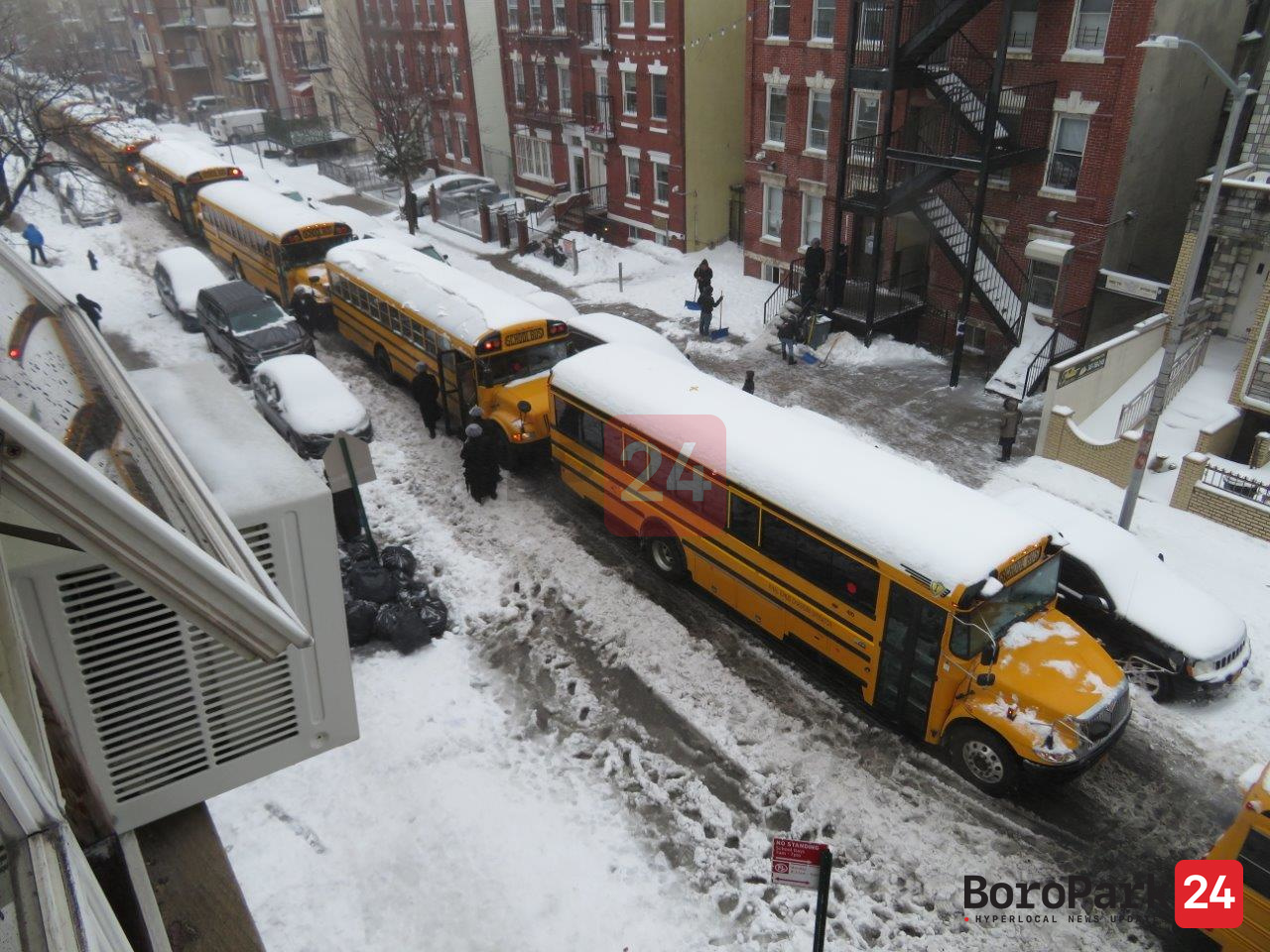 No More Snow Days for NYC Students
