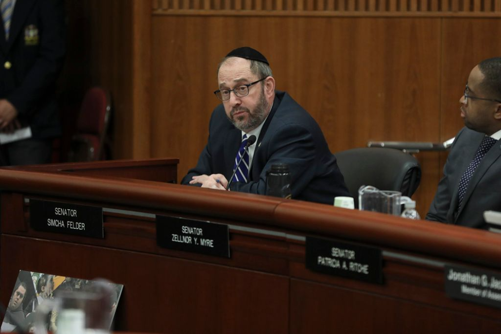 State Sen. Felder Advocates for NY Small Property Owners