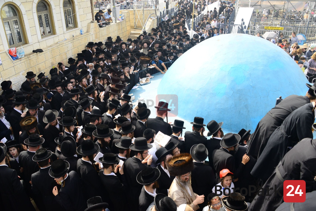 BP24 Broadcast From Meron: The Fire and the Joy of Rabi Shimon LIVE