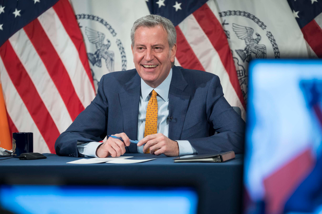 Mayor de Blasio Names Recovery Czar to Coordinate City's Efforts to Recovery