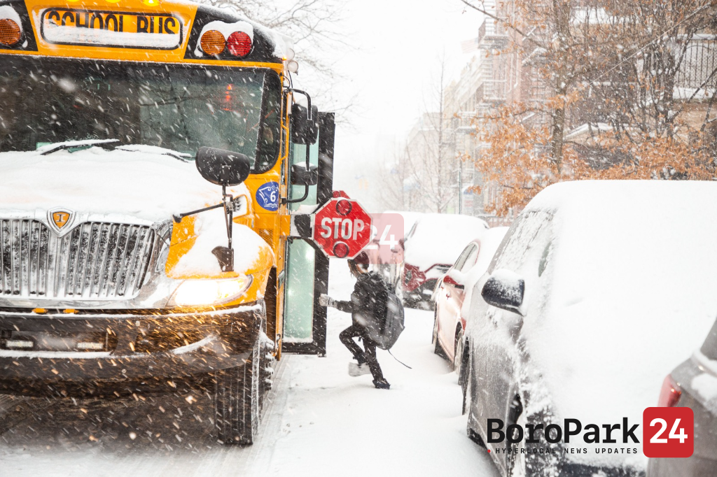 NYC Public Schools to Replace Snow Days with Classes on Zoom