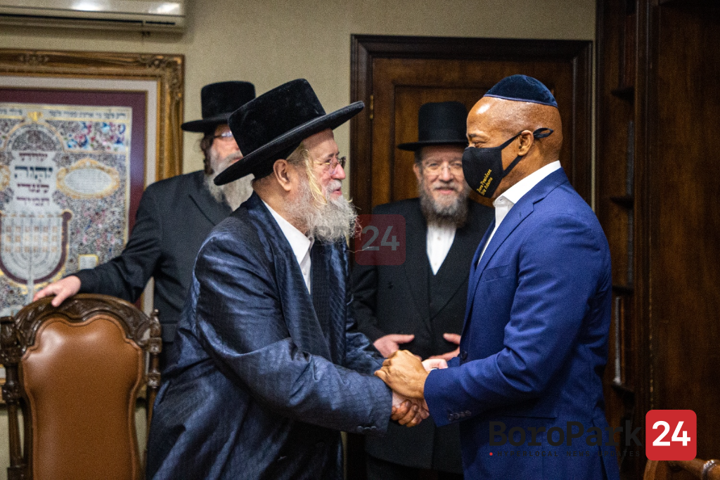 The Munkatcher Rebbe, and Many Other Orthodox Jewish Leaders and Groups Throw Their Support Behind Mayoral Candidate Eric Adams