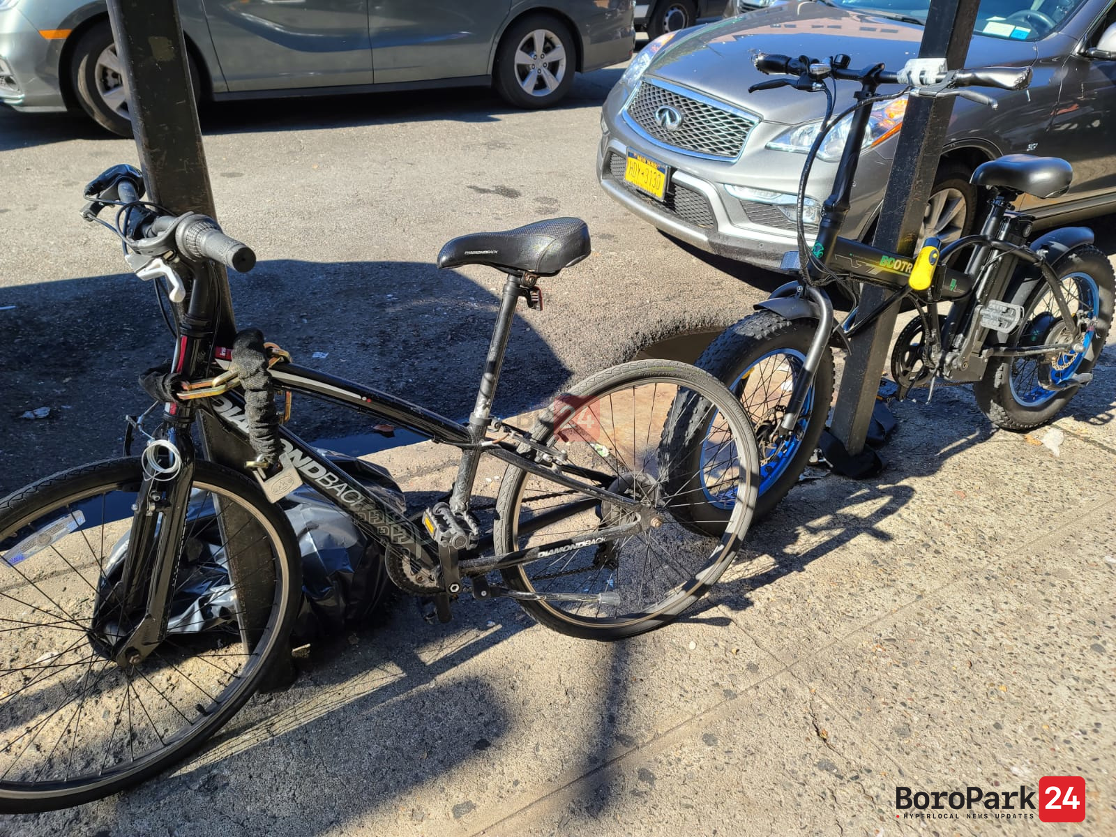 NYC Sees Spike in Bike Theft Amidst Ongoing Pandemic
