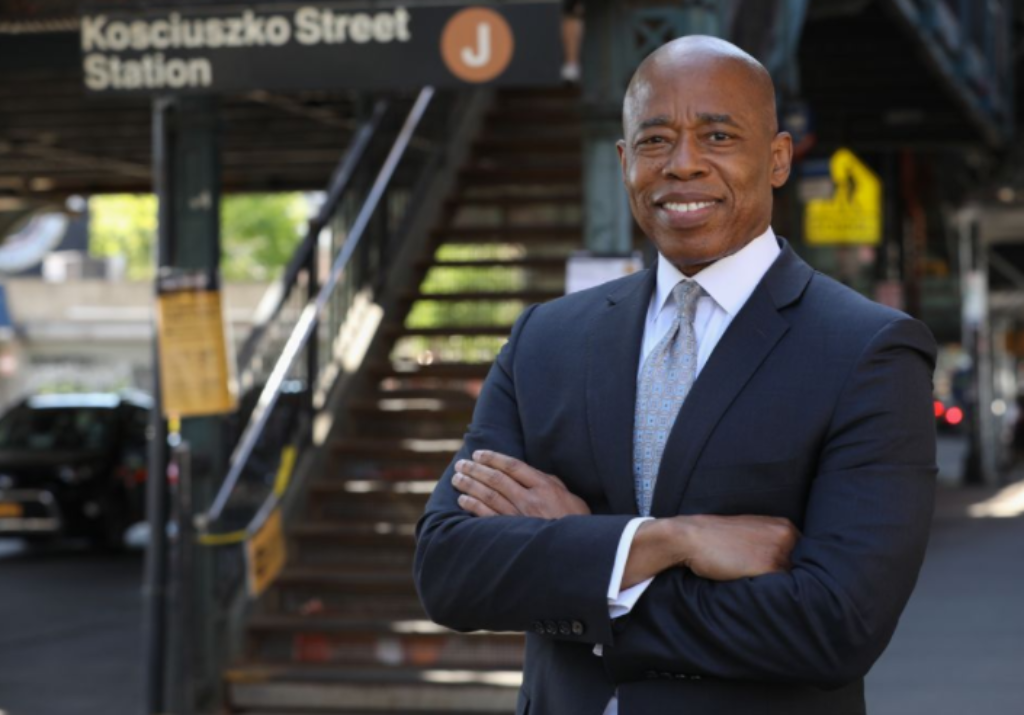 Eric Adams Predicted to Win Democratic Mayoral Primary, with Absentee Ballots