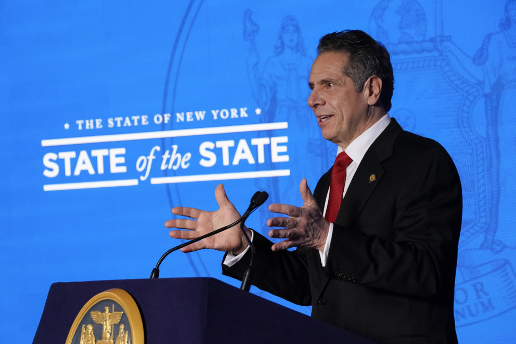 Gov. Cuomo Looks to Cannabis Legalization as a Source of Jobs and Revenue