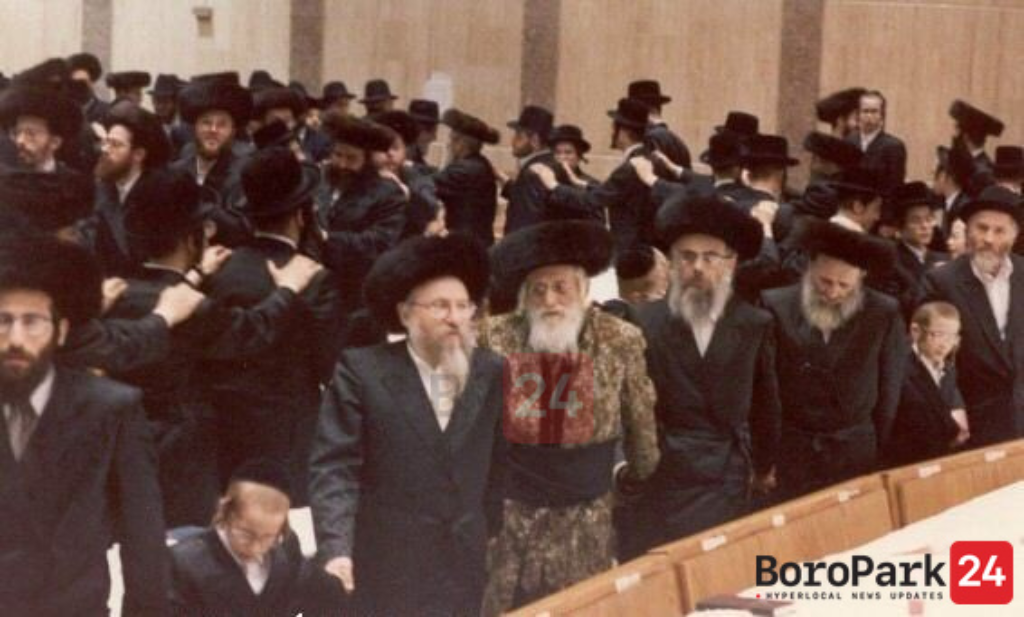 """Memory Lane: Pesach with the Bobover Rav, Zy""""a"""