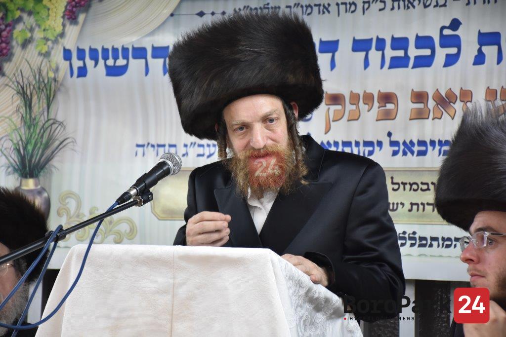 TONIGHT: Master Mechanech from Eretz Yisroel at Me'or Hatefillah