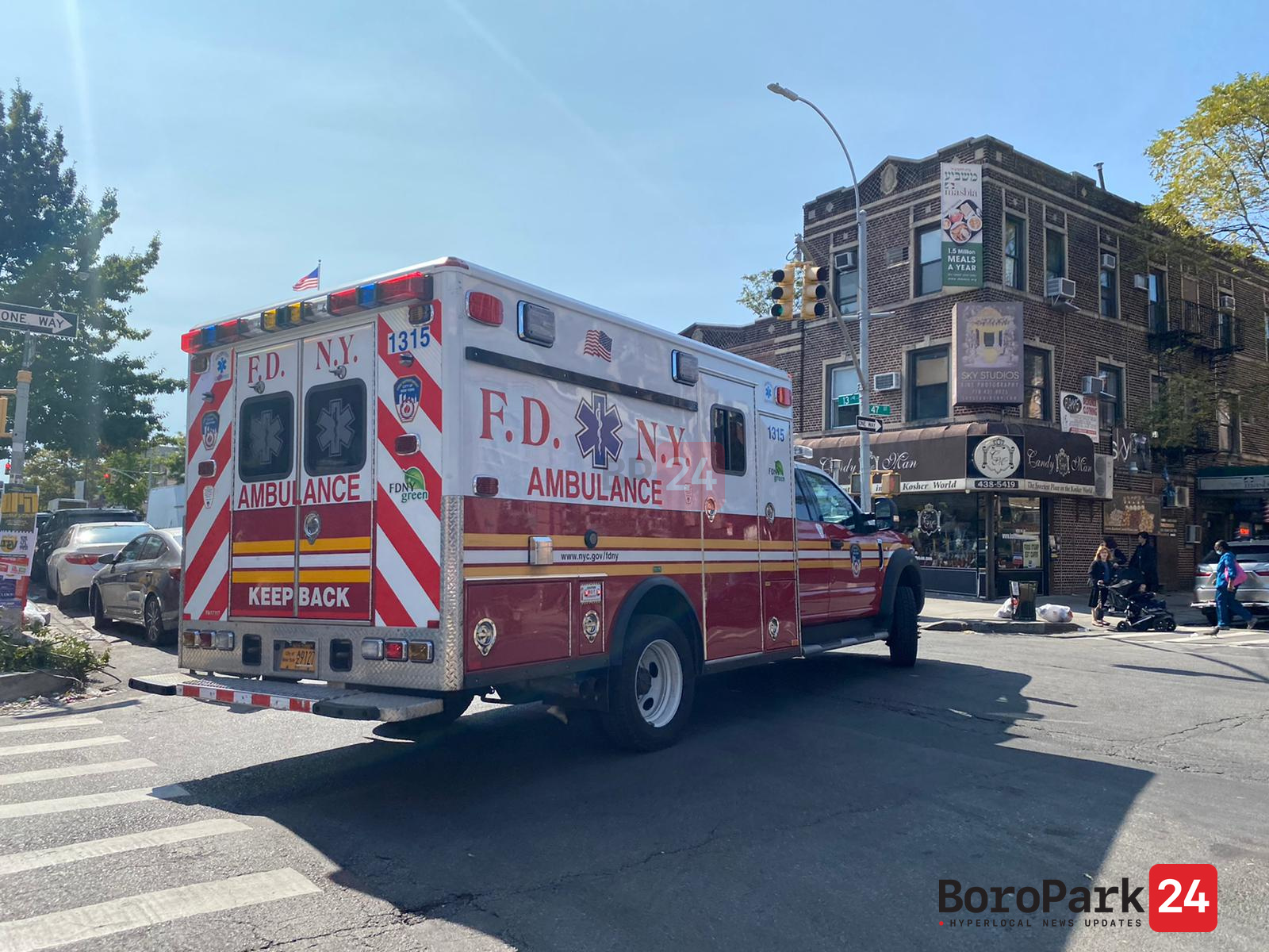 De Blasio Calls for Urgent Action to Reduce Covid Spike in Southern Brooklyn