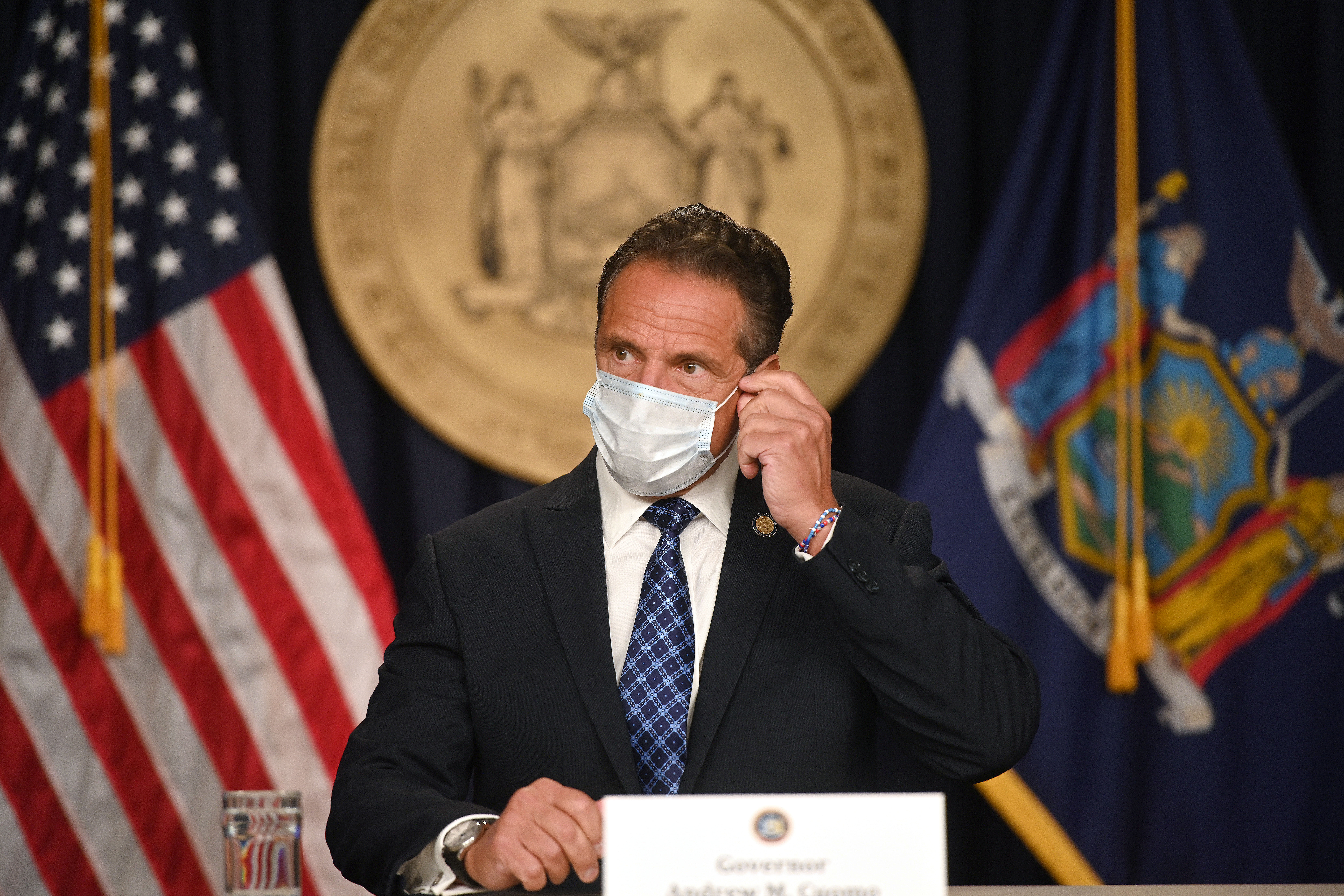 Cuomo Ramps Up New York State DWI Police Enforcement