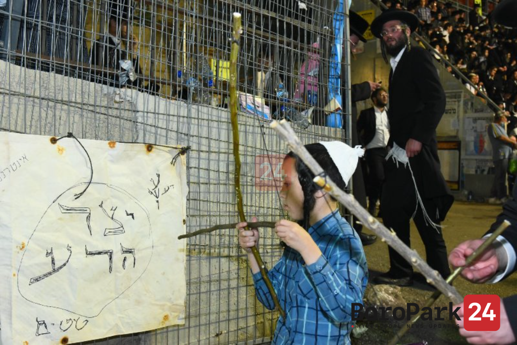 Lag Buomer in Miron
