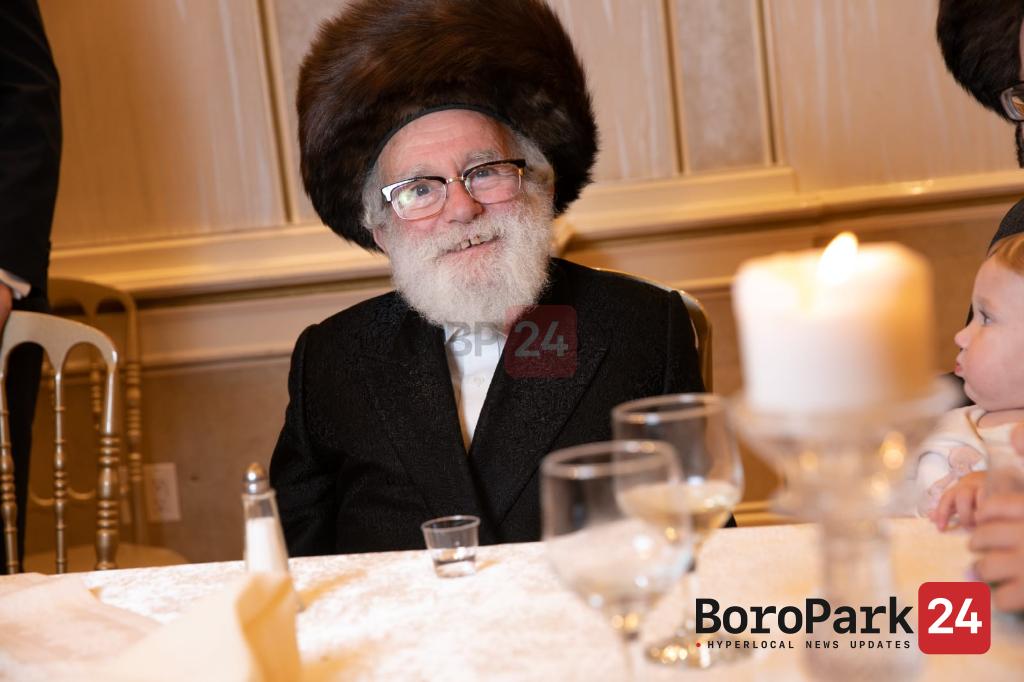"""BDE: Reb Yisroel Leib Shtul,  Z""""L"""