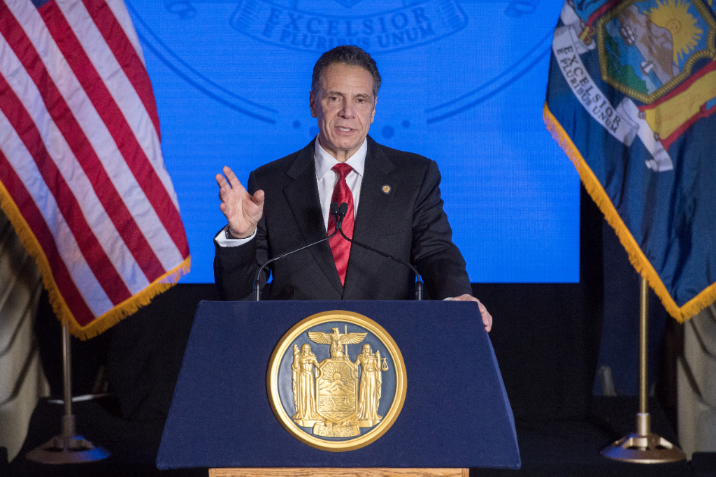 Cuomo Gives the Immunocompromised and those over the age of 65 the Freedom to get Vaccinated