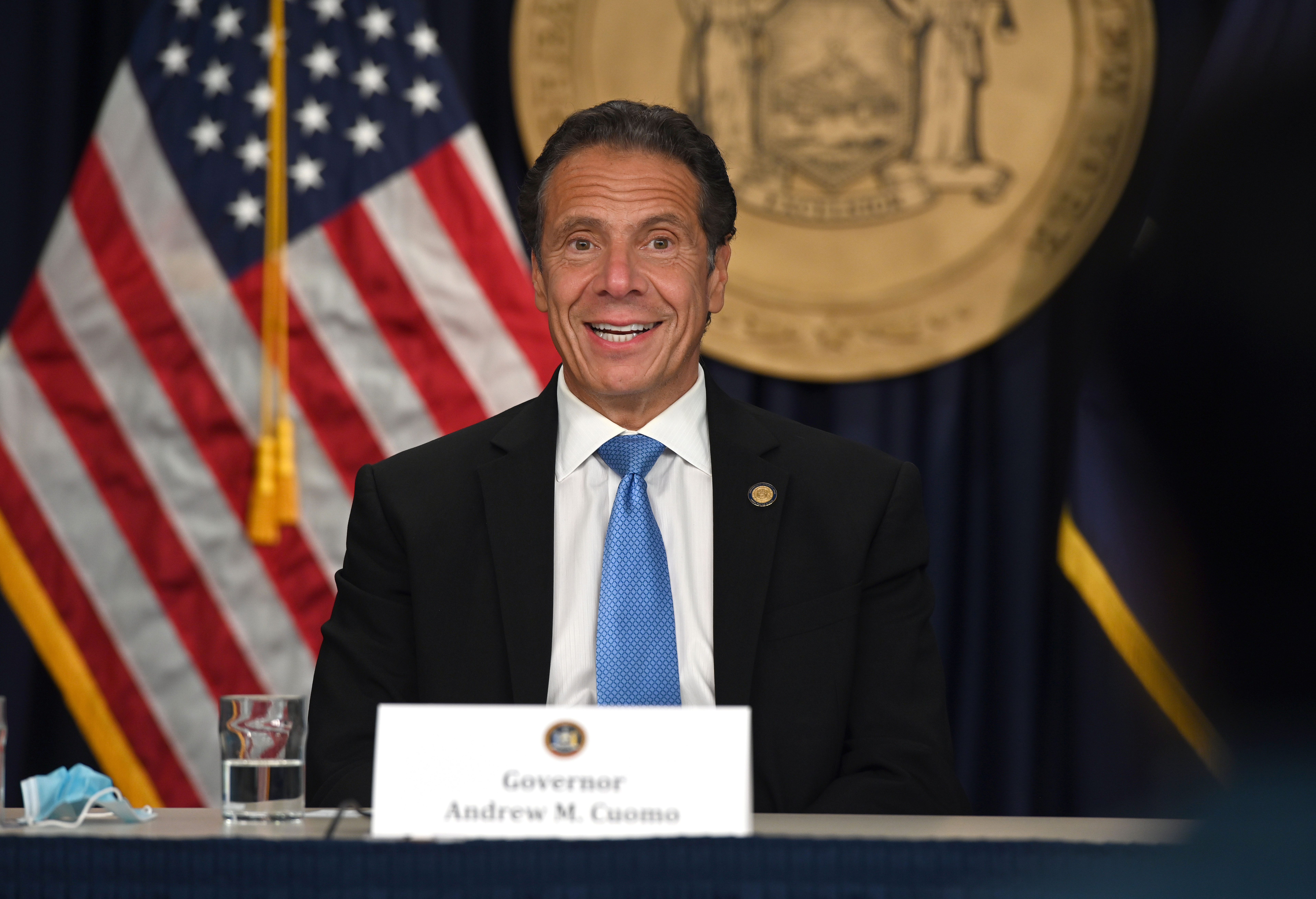 Gov. Cuomo May Deploy the National Guard to Staff Polling Places on Election Day