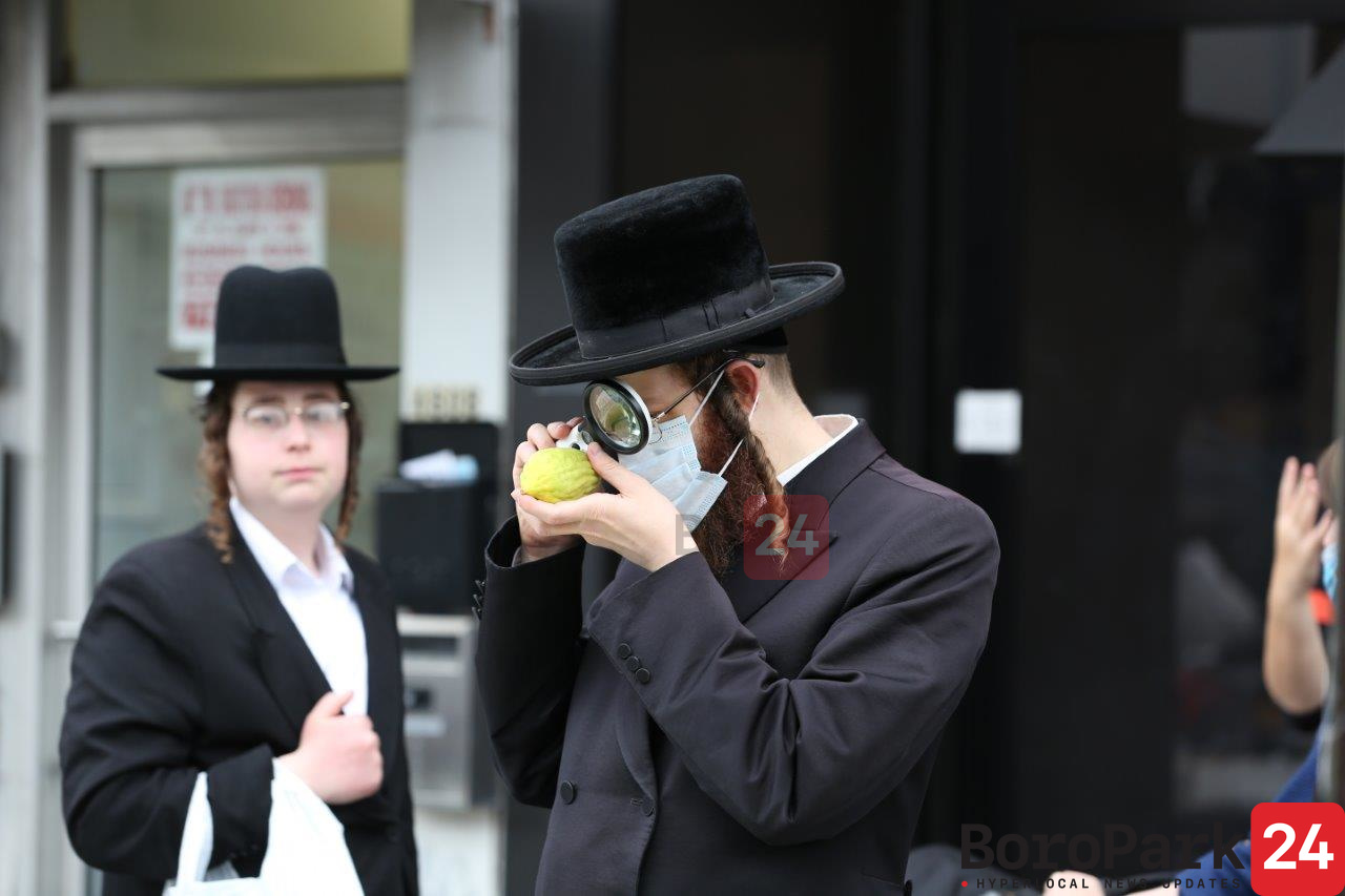Erev Sukkahs in Boro Park - Part 2