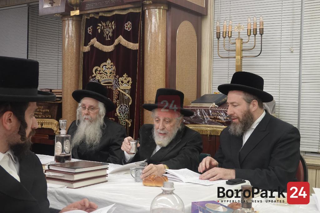 """Yurtzeit of the Liska Rebbe Zt""""l"""