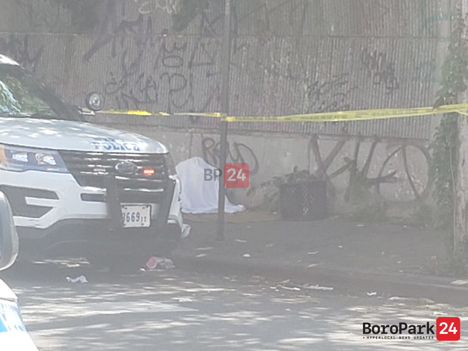 Fight Between Two Homeless Men Leaves One Dead