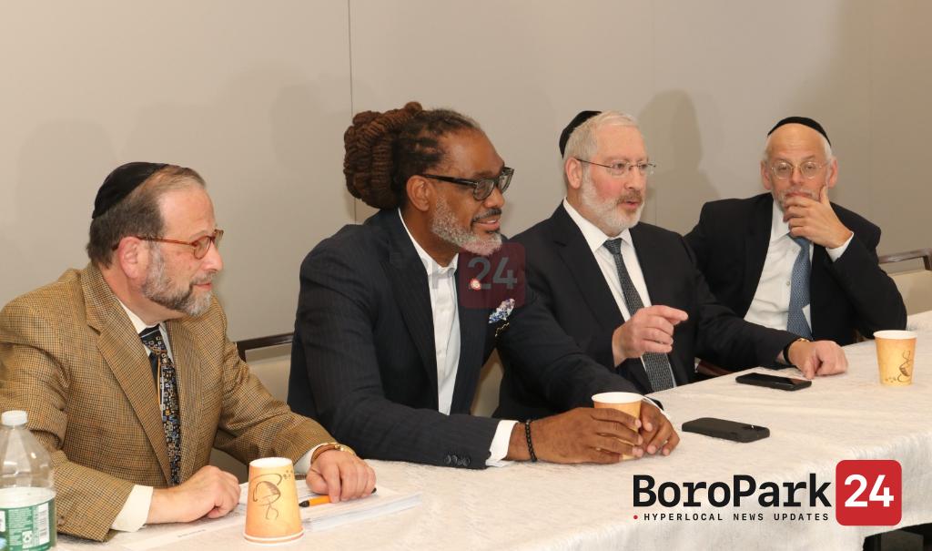 Flatbush Jewish Community Coalition Endorses Councilman Robert Cornegy for Brooklyn Borough President