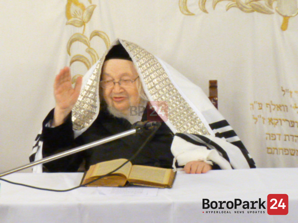 "WATCH LIVE: Levayah of Rav Menachem Mendel Schneebalg zt""l, longtime rov of Khal Machzikei Hadas of Manchester in Israel"