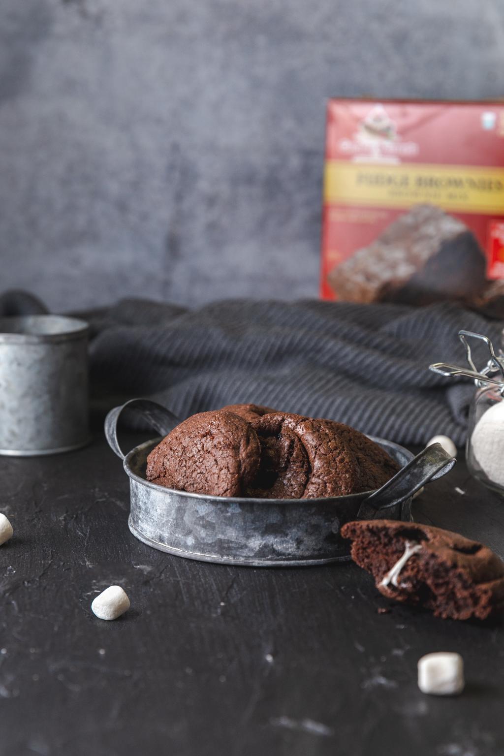 New Recipe: Marshmallow Surprise Fudge Cookies