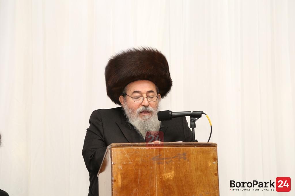 """Prayers Requested for Reb Meir Zelig Rispler Lrfs""""h"""