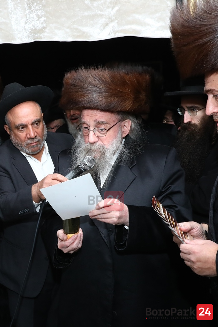 "BDE: Rabbi Shlome Benzion Herbst Zt""l"