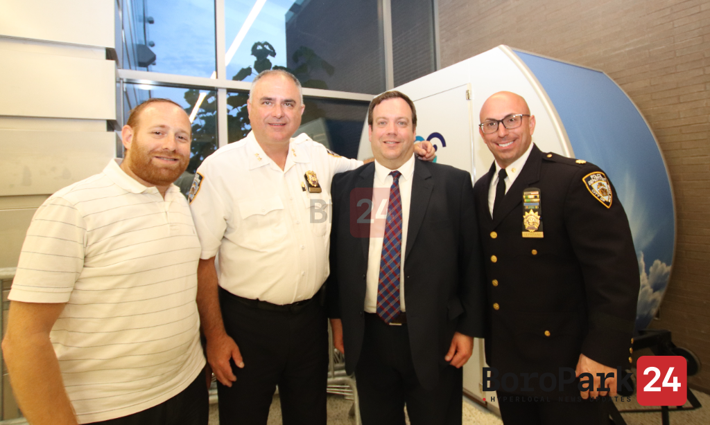 Pct. 121 Holds in Person Community Council Meeting Leaving Optimism for A Brighter Tomorrow