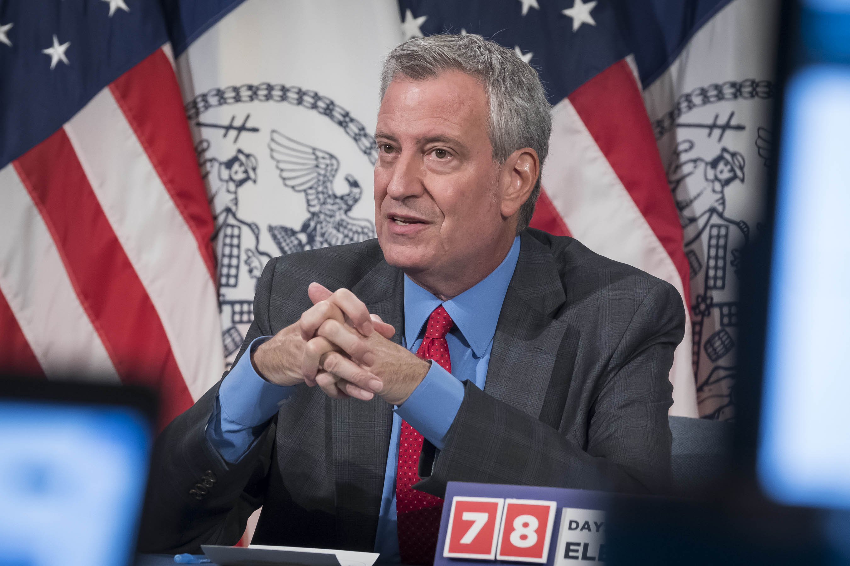 Filthy Parks likely to Only Get Worse, According to De Blasio