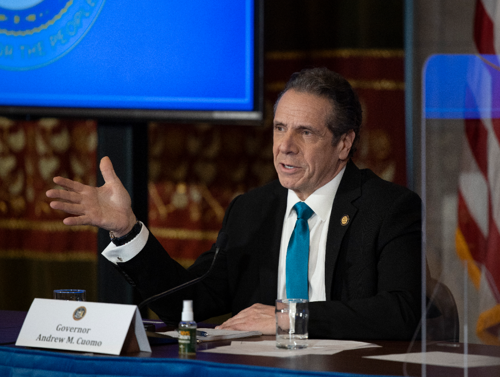 Cuomo Announces More Re-openings: Weddings at 50% and Nursing Home Visitation