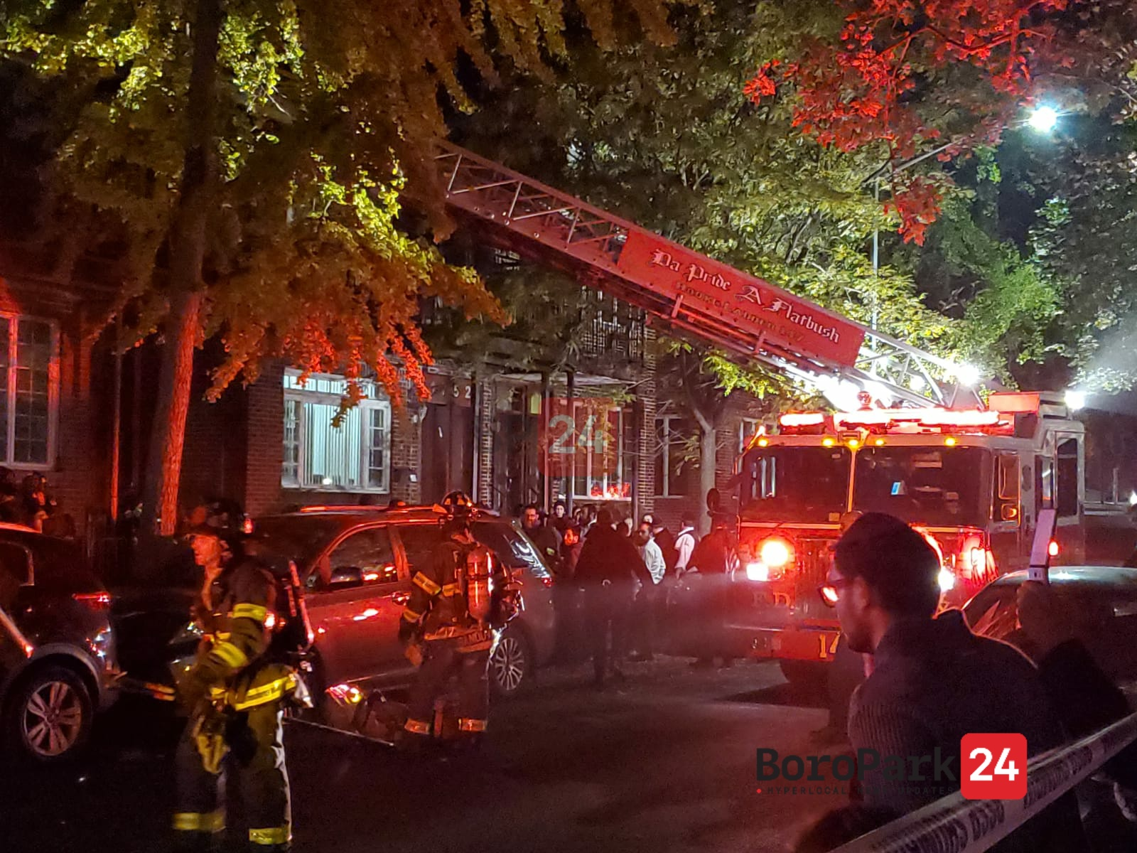 One Person Injured Following House Fire on 50th Street