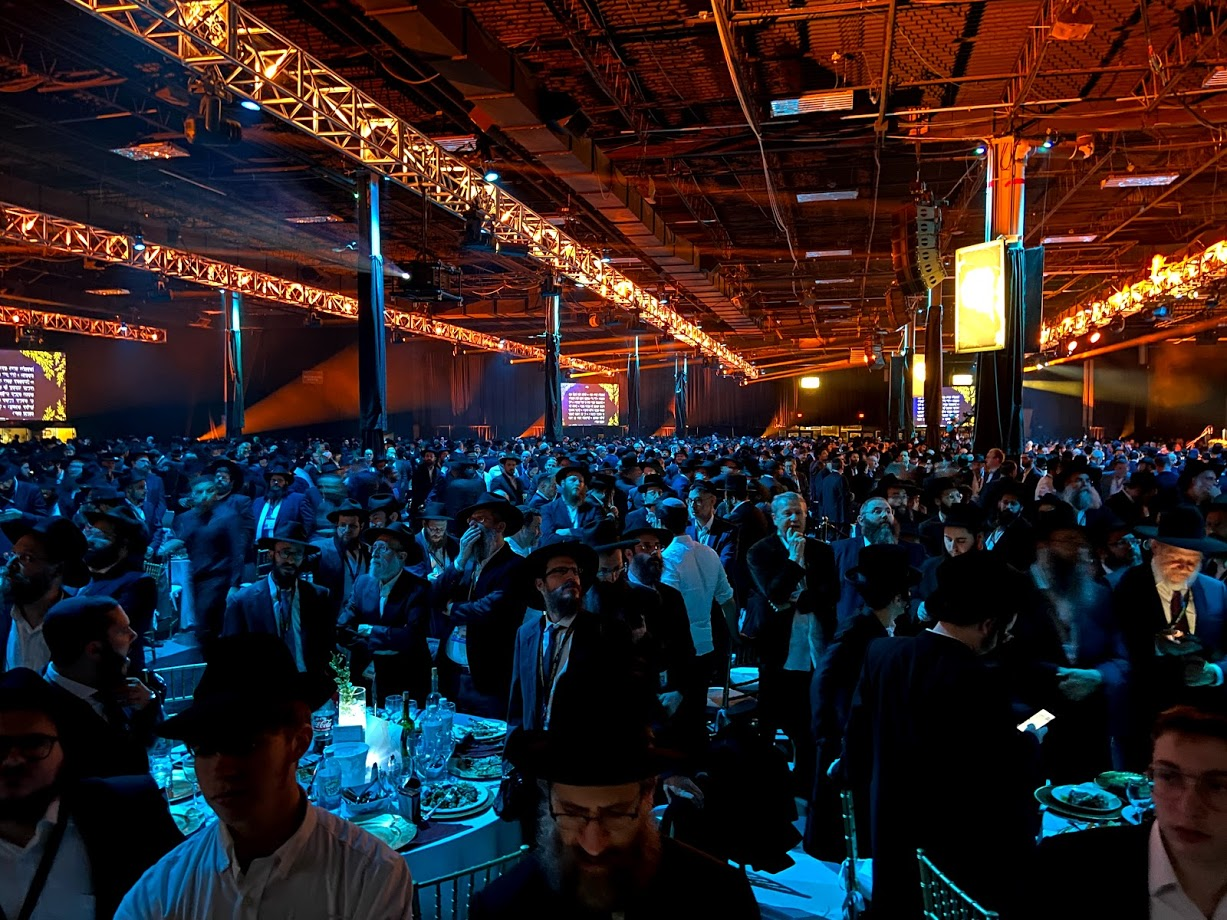 Chabad Kinus HaShluchim Meets Online for the First Time