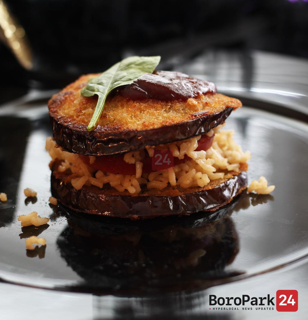 Culinary Corner: Eggplant Triple Tower